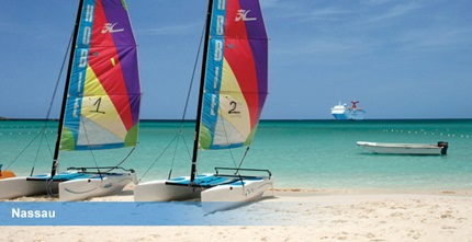 <h3>Cruising Nassau, the Heart of the Bahamas</h3><p>Cruising Nassau, the Heart of the Bahamas</p>