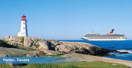 <h3>Carnival Cruises to Halifax, Canada</h3><p>Carnival Cruises to Halifax, Canada</p>