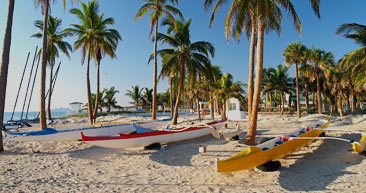 visit the beauiful beaches of fort lauderdale florida