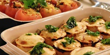 Enjoy a variety of Chefs choice dishes from a different country each day