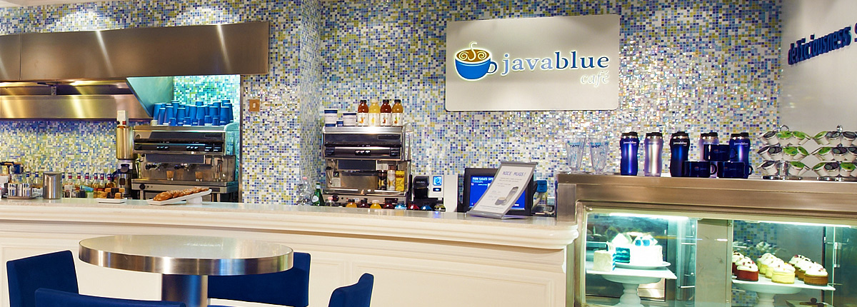 Java Blue coffee & sweets
