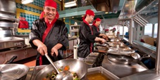 Jiji Asian Kitchen selections