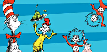 Dr. Seuss' Green Eggs and Ham Breakfast