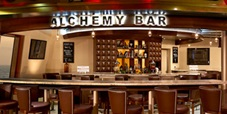 alchemy bar on carnival cruise lines