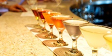 martini tasting on carnival cruise lines