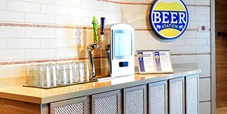 the beer station on carnival cruise lines