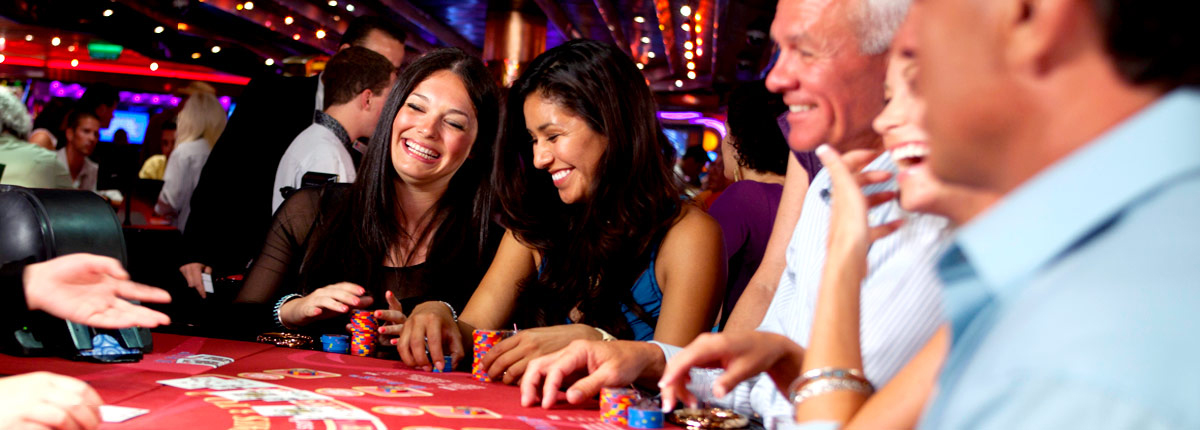black jack at the casino on carnival cruise lines