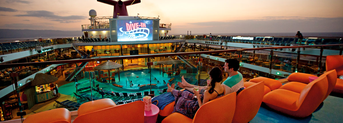 movies on cruise ships
