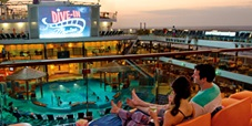 movies on carnival cruise lines