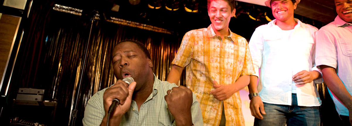 karaoke on carnival cruise lines