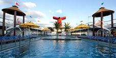 pools on cruises