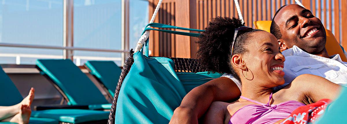 hammock in carnivals serenity