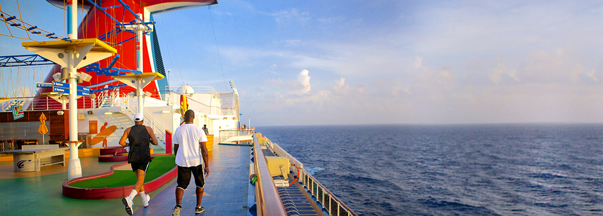 recreation on cruise ships