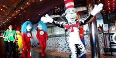 Seuss-a -Palooza Parade