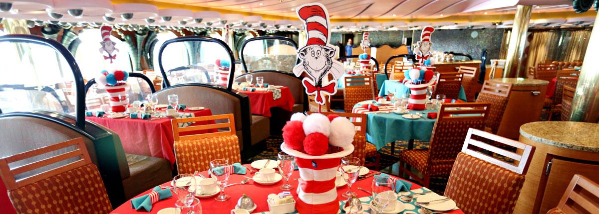fantastical world of Dr. Seuss