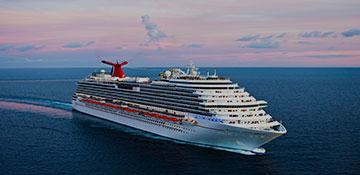 Explore Carnival cruise ships