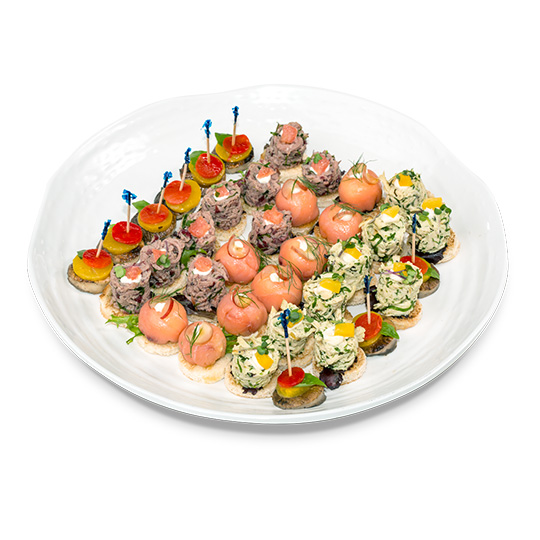 Canape Party Tray
